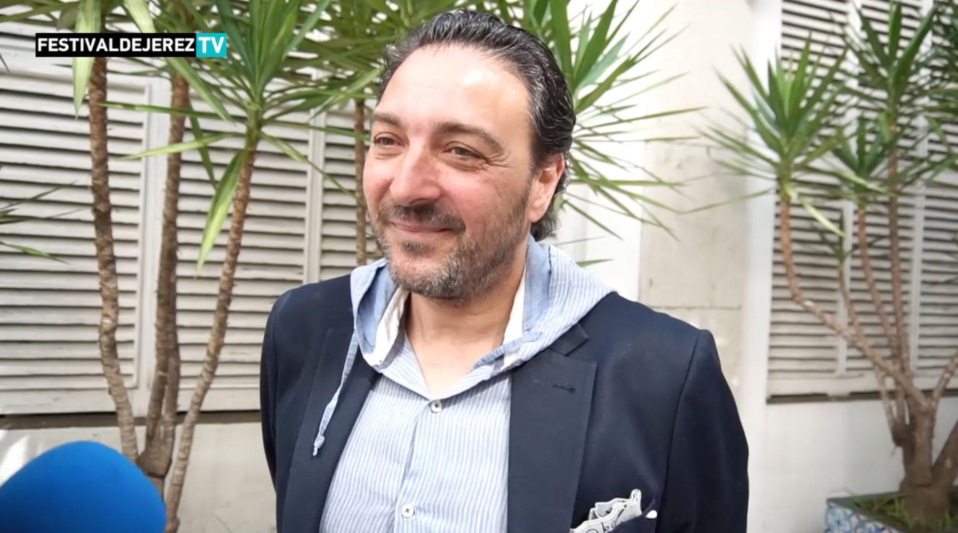 Antonio El Pipa quiere volver a sentirse bailaor flamenco en 'Estirpe'