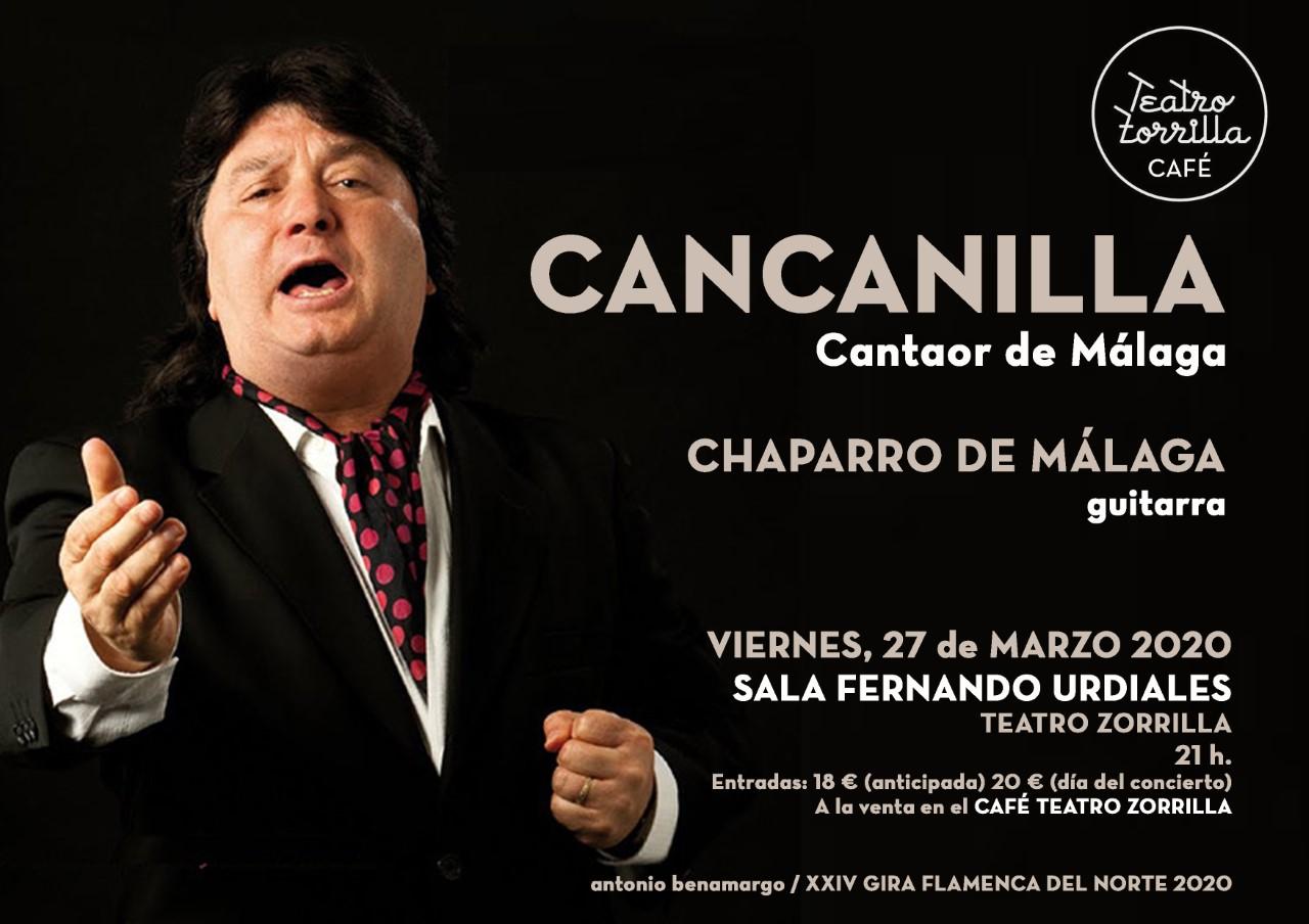 Cancanilla en Valladolid