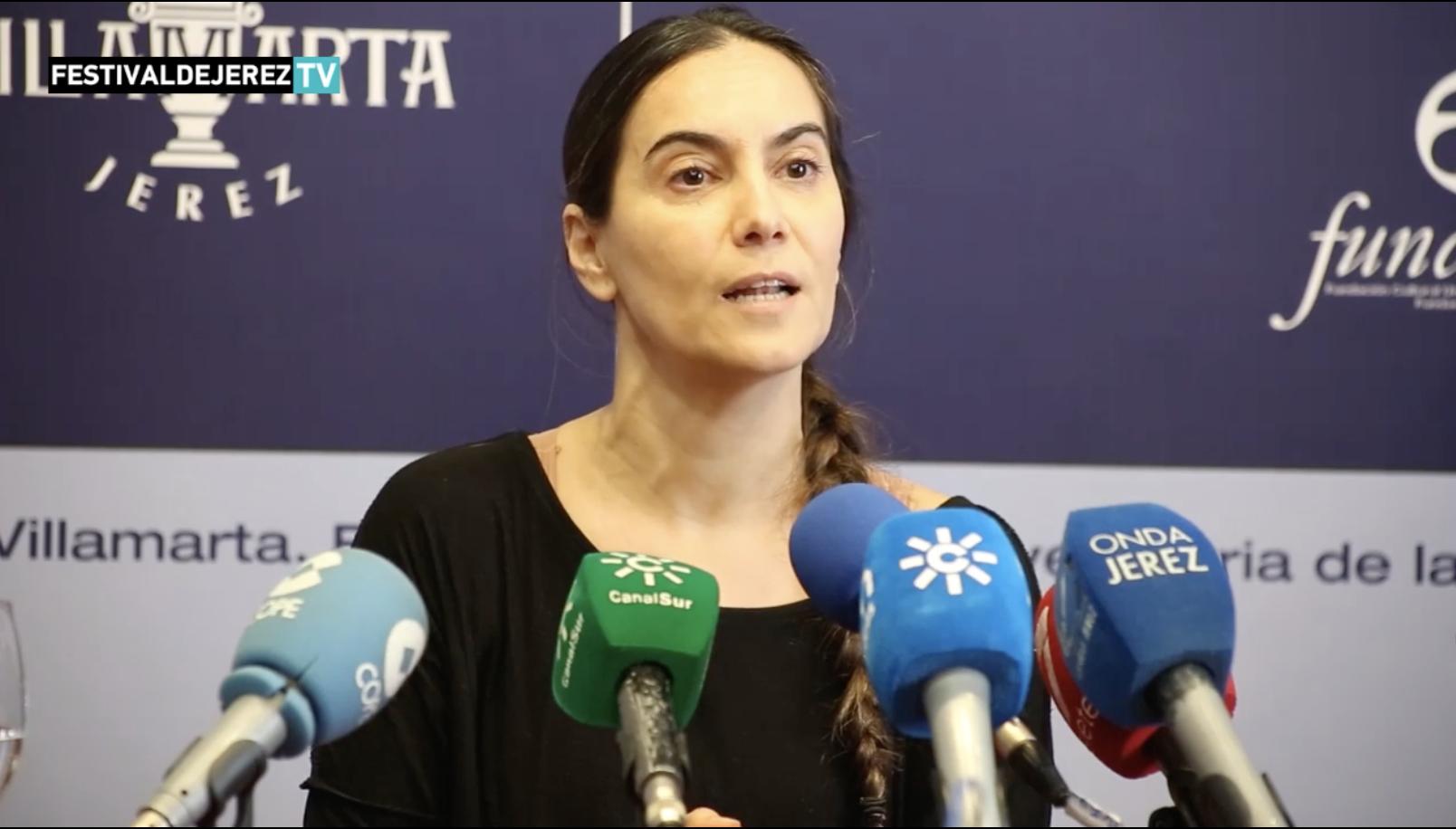 Rafaela Carrasco abre el Festival de Jerez con el estreno de 'Ariadna (Al hilo del mito)'