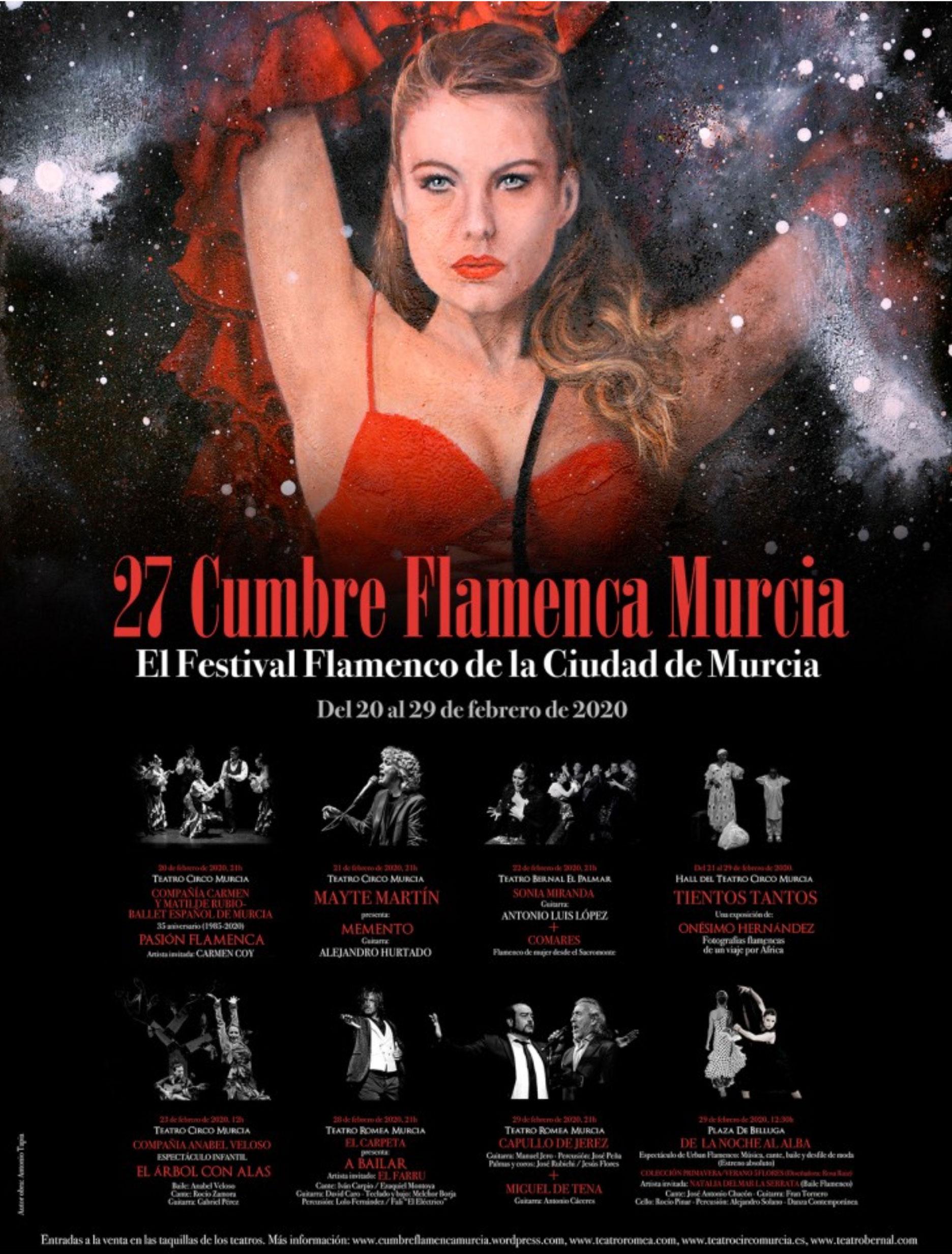 Cumbre Flamenca de Murcia 2020