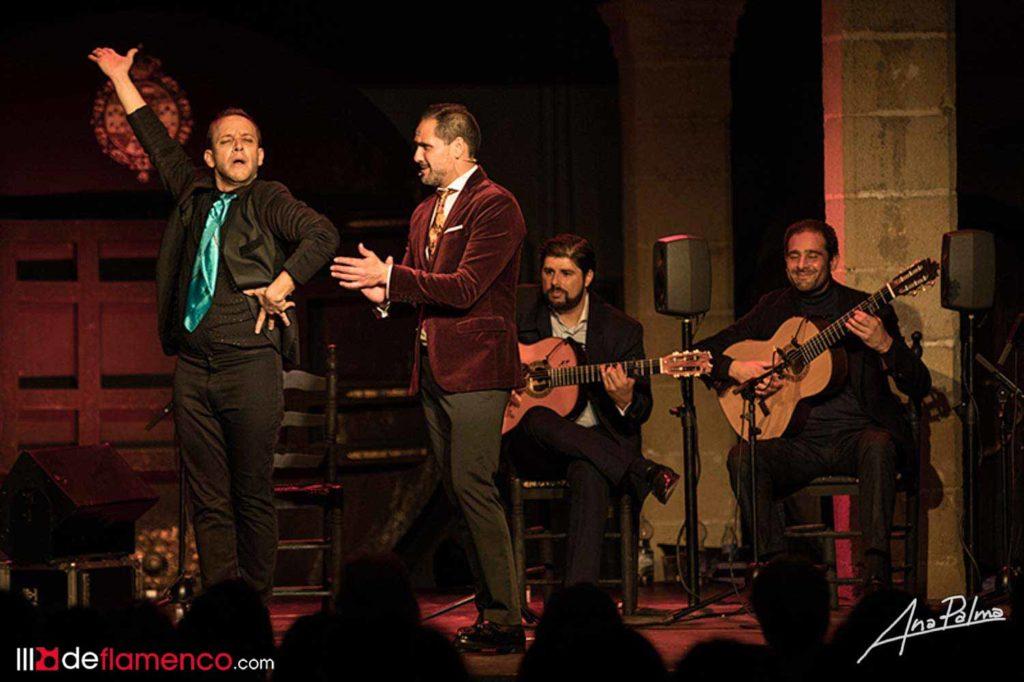 David Carpio & Manuel Liñán - Festival de Jerez
