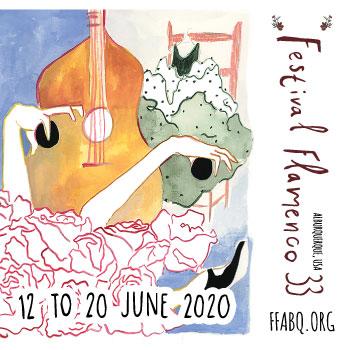 Festival Flamenco de Alburquerque 2020
