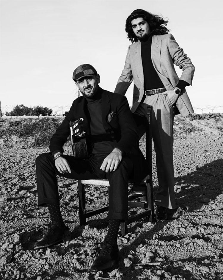 Nuevo disco de Israel Fernández & Diego del Morao llamado «AMOR»