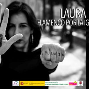 Laura Vital - Flamenco por la igualdad