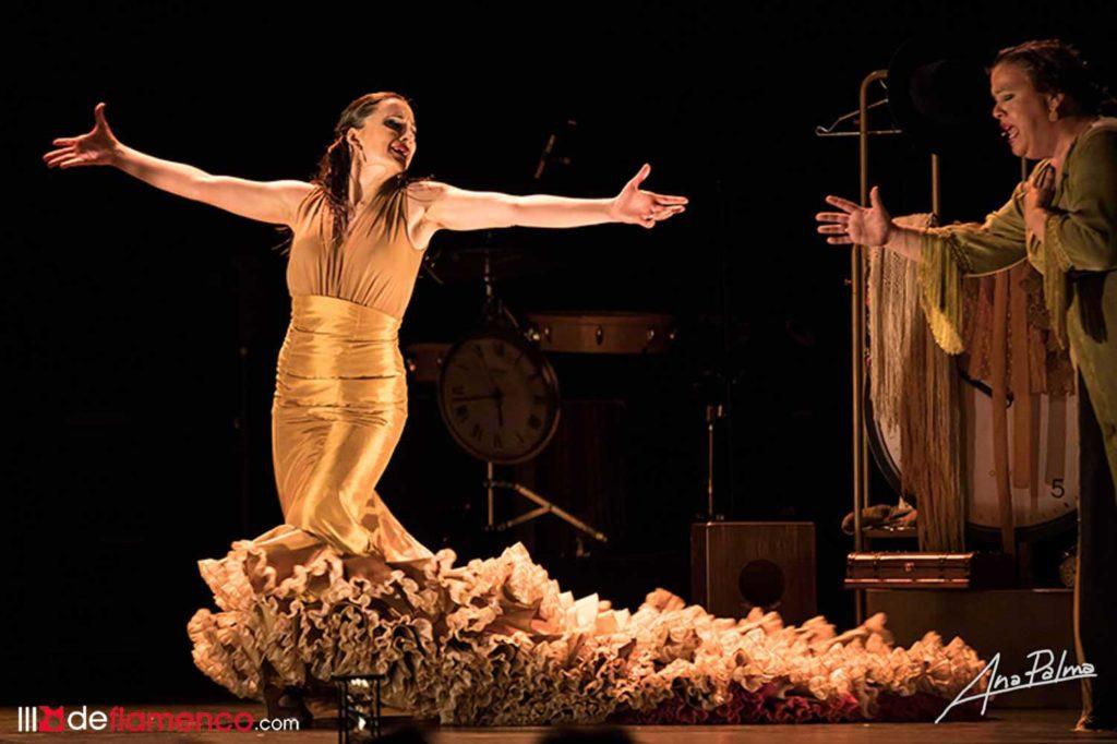Luisa Palicio - Tempus - Festival de Jerez