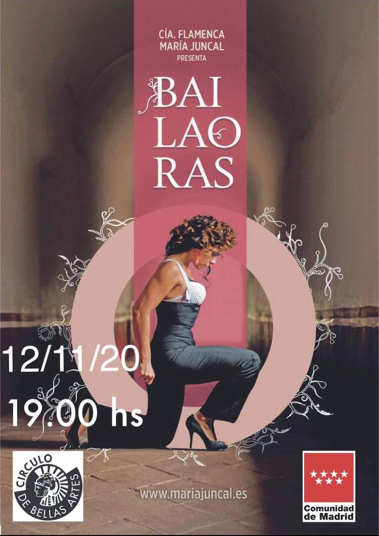 María Juncal 'Bailaoras'