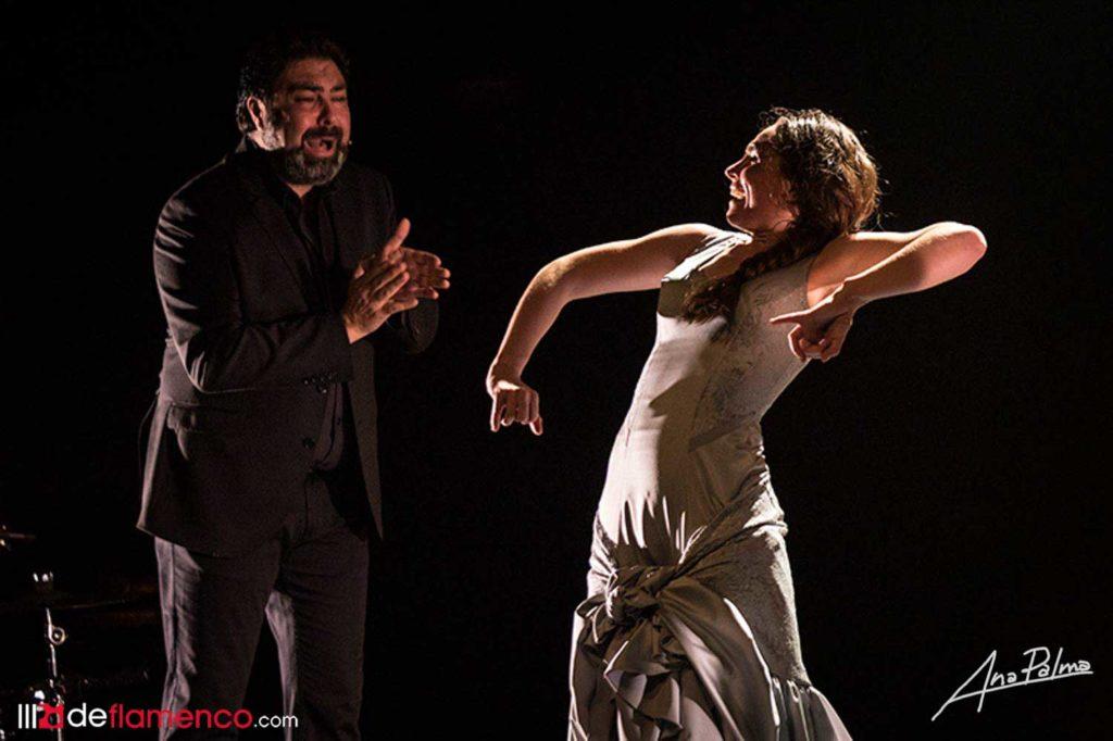 Paula Comitre & Antonio Campos Festival de Jerez