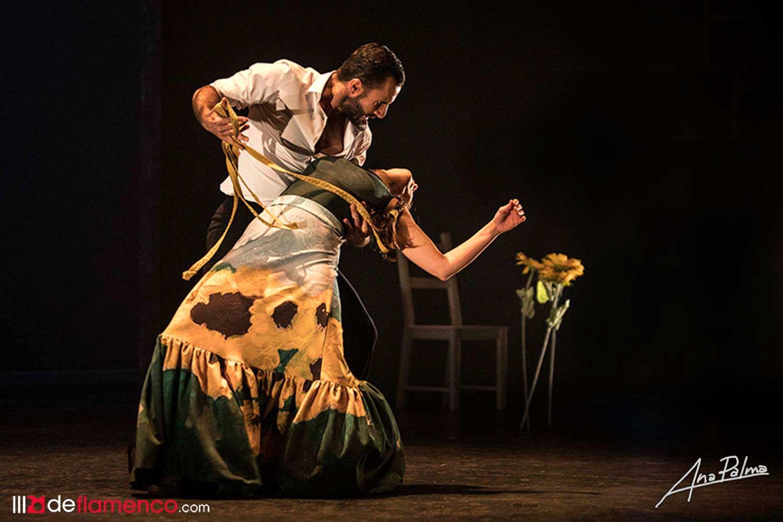 Rafaela Carrasco & Rafael Ramirez 'Ariadna' - Festival de Jerez