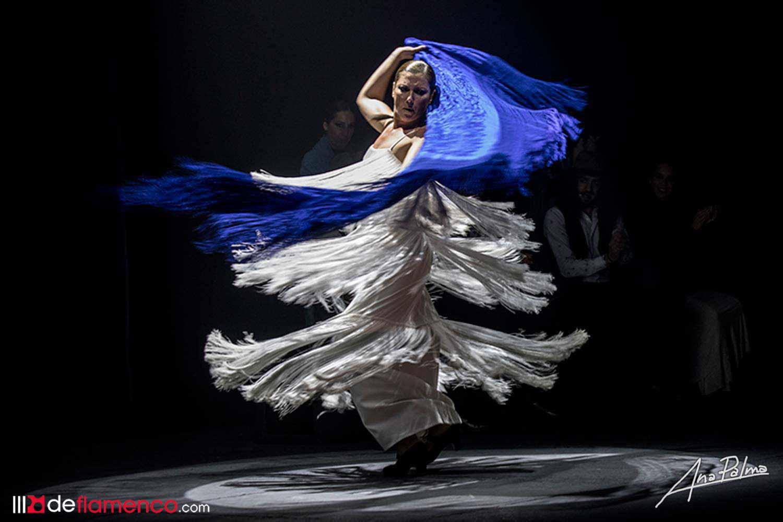 Fotografías Sara Baras 'Sombras' en el Festival de Jerez