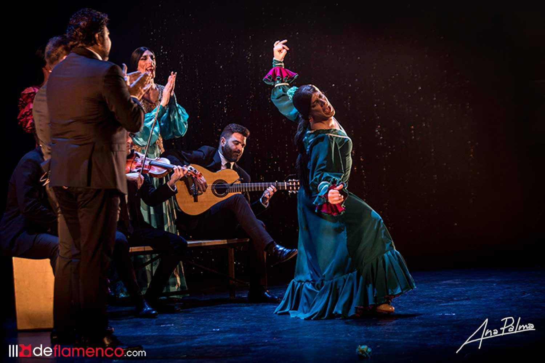 El espectáculo '¡Viva!' de la compañía Manuel Liñán, Premio Max del Público 2020