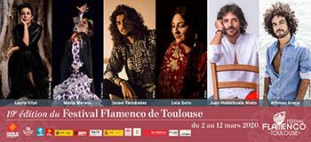 Festival Flamenco de Toulouse 2020