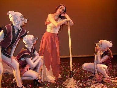 «La Cenicienta» del Ballet Flamenco María Carrasco