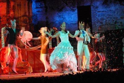 La Cenicienta - Ballet María Carrasco