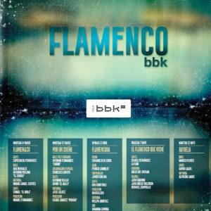 Flamenco BBK Bilbao 2020