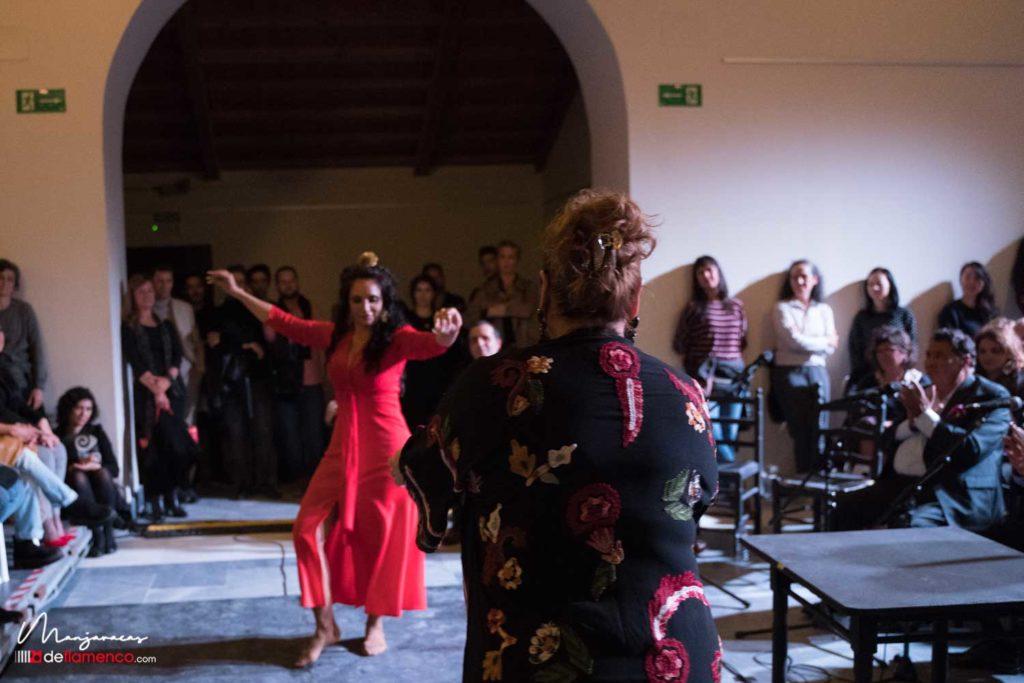 Manuela Rios & Mari Vizarraga - Flamenco de Fiesta - Festival de Jerez