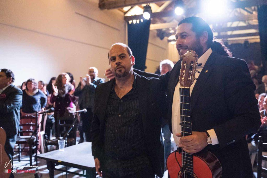 Moi de Morón & José de Pura - Flamenco de Fiesta - Festival de Jerez