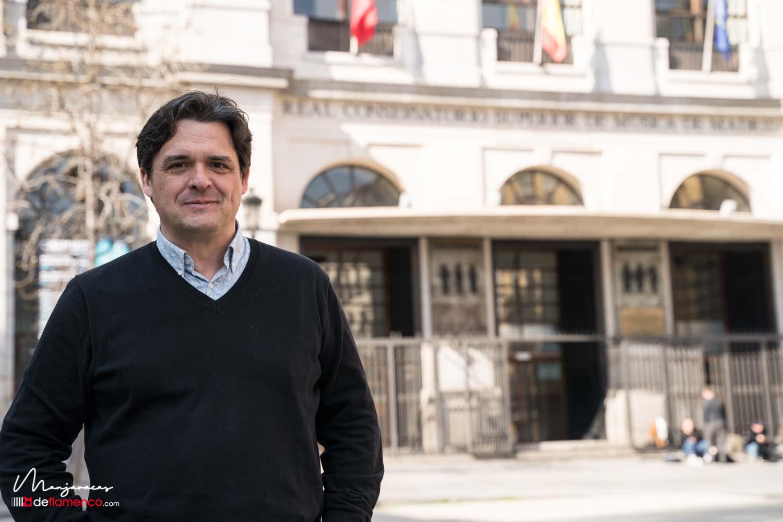 Entrevista a Juan Carlos Garvayo, pianista del Trío Arbós