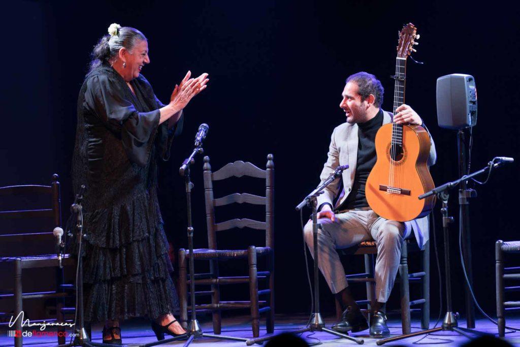 Juana la del Pipa & Diego del Morao -   The buleria experience - Festival de Jerez