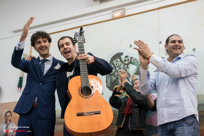 """Pedro Montoya """"Chanquita"""" Rubén Martínez - Peña Luis de la Pica"""