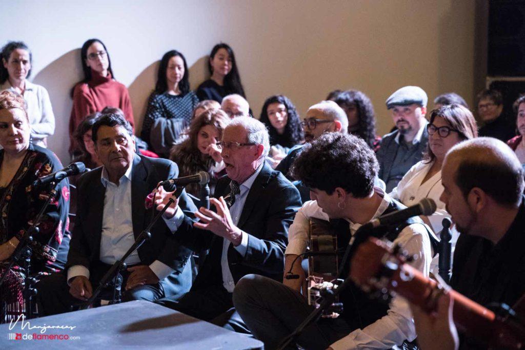 Antonio Ruiz el Carpintero - Flamenco de Fiesta - Festival de Jerez