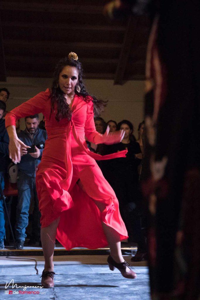Manuela Rios - Flamenco de Fiesta - Festival de Jerez