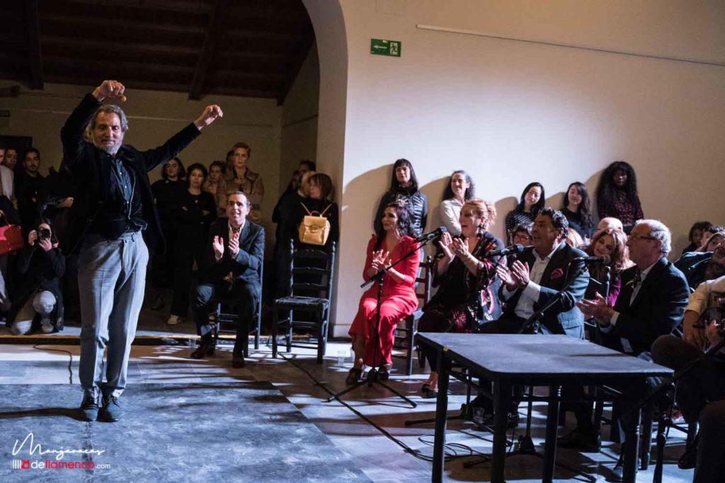 Paco Vega - Flamenco de Fiesta - Festival de Jerez