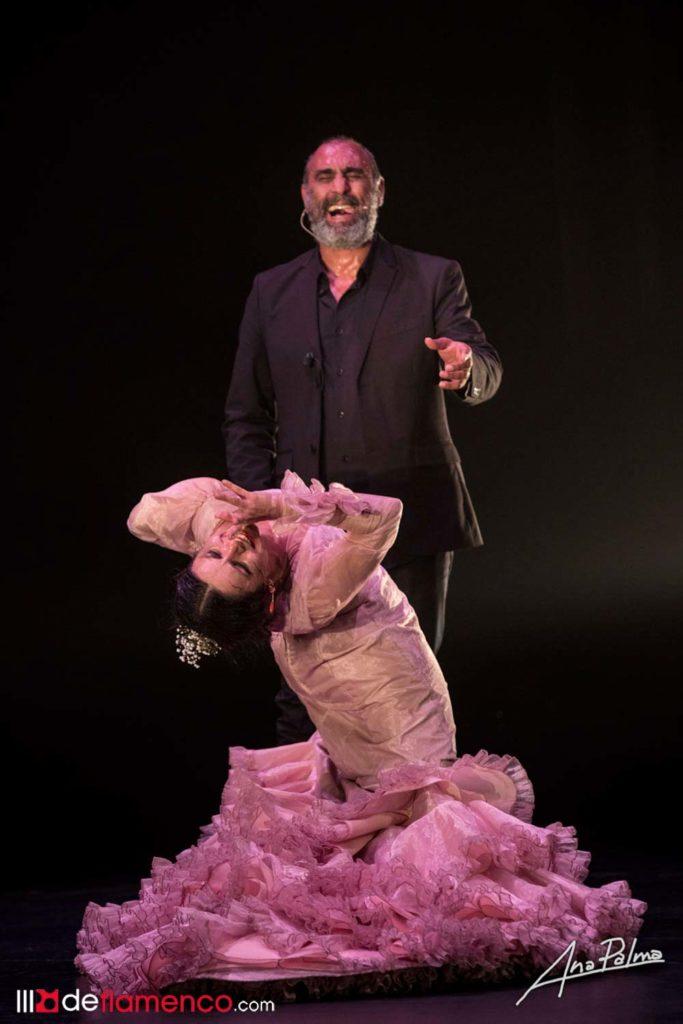 María Moreno & Pepe de Pura - Festival de Jerez