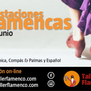 Taller Flamenco - Estaciones flamencas