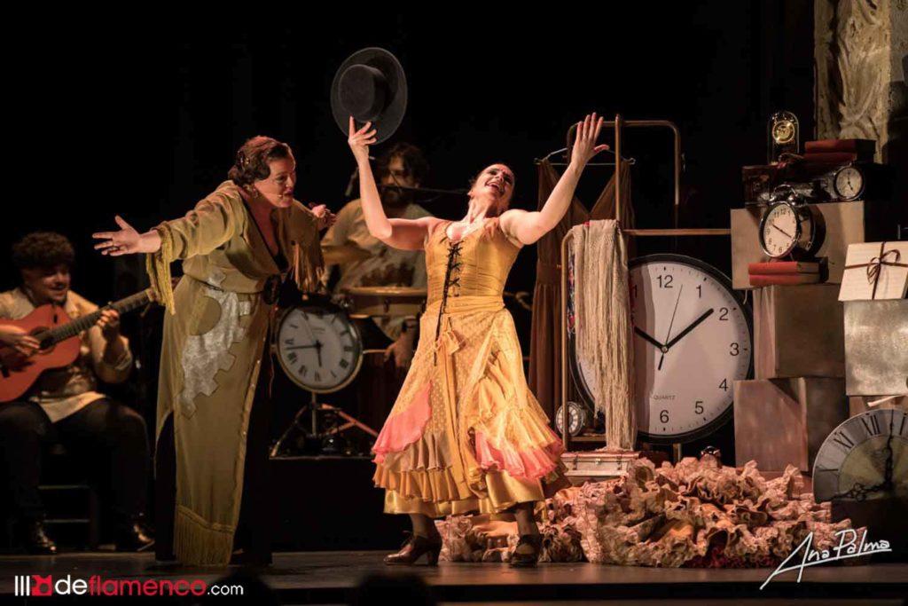 Luisa Palicio & Ana Gómez - Festival de Jerez