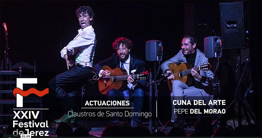 Video 'Cuna del arte' Festival de Jerez