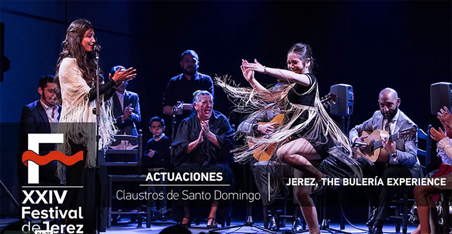 Video 'Jerez, the buleria experience' Festival de Jerez