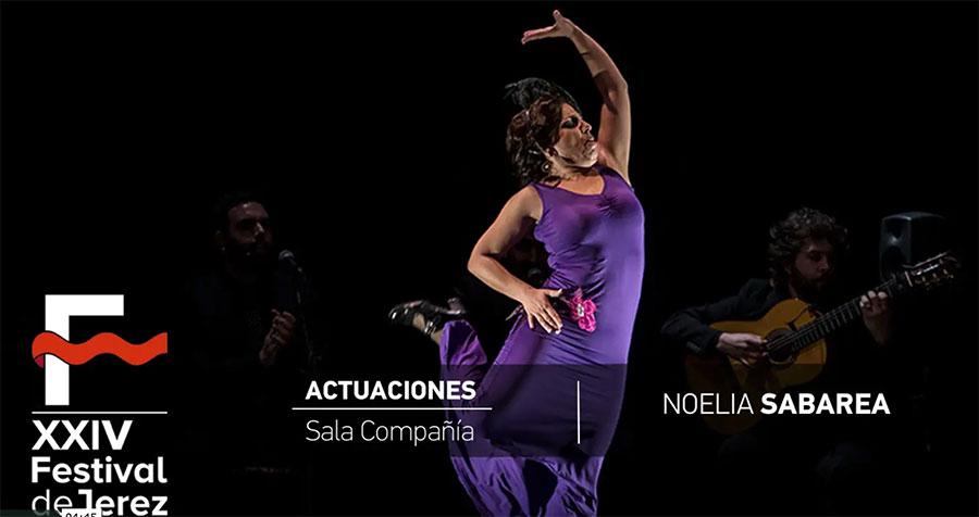 Video Noelia Sabarea – Festival de Jerez