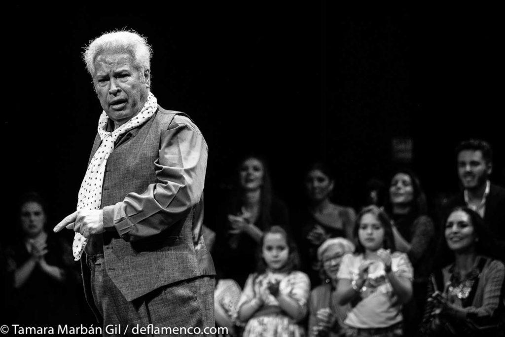 Homenaje a José Galván