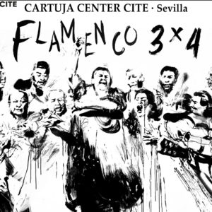Flamenco 3x4 Cartuja Center Sevilla