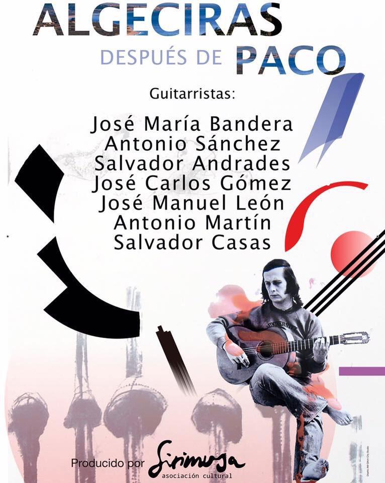 Encuentro Flamenco Paco de Lucía