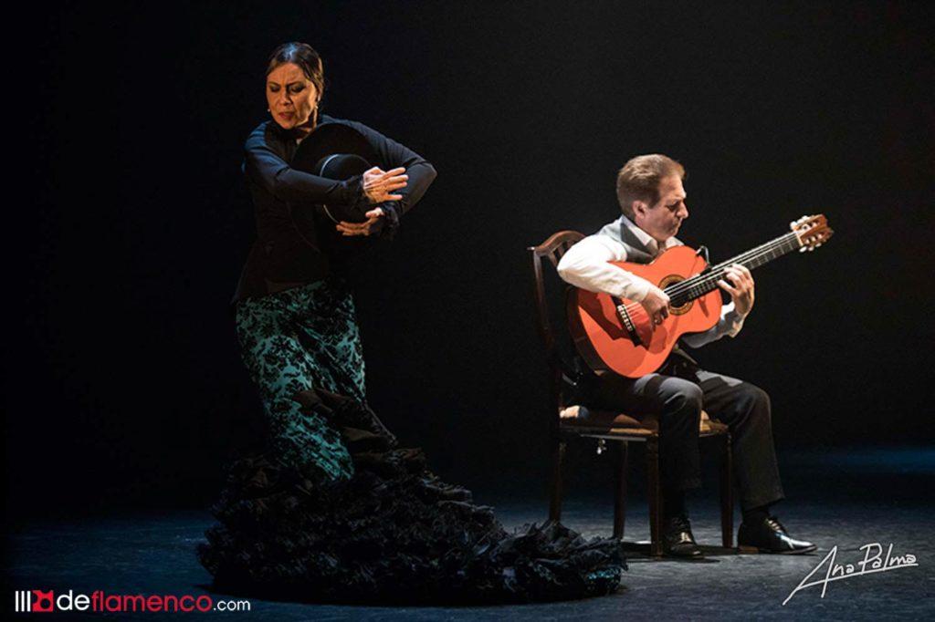 Andres Peña & Pilar Ogalla - Festival de Jerez