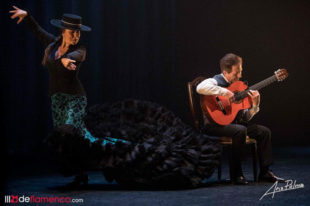Andrés Peña & Pilar Ogalla - Festival de Jerez