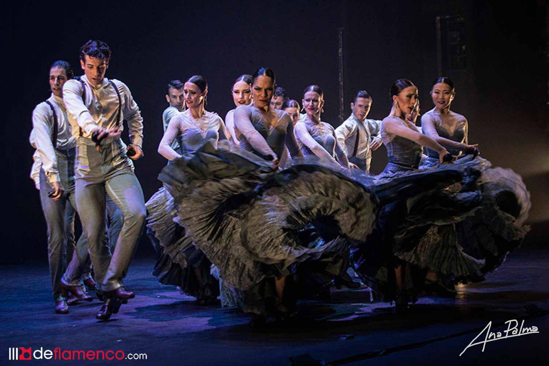 El Ballet Nacional de España despide a lo grande el Festival de Jerez 2020
