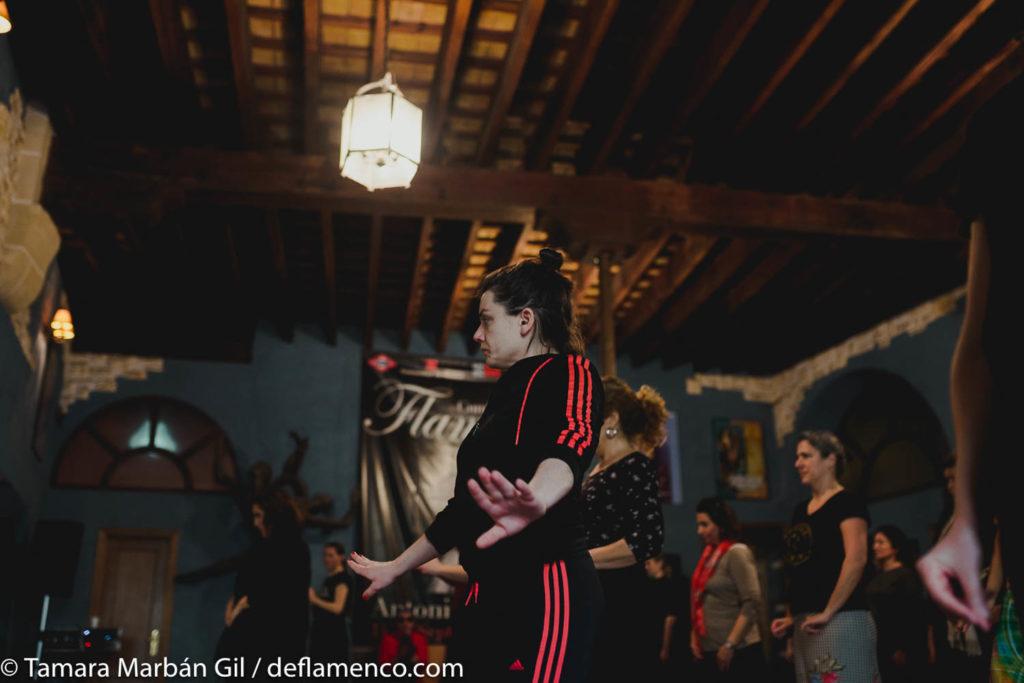 Curso Maria del Mar Moreno - Festival de Jerez