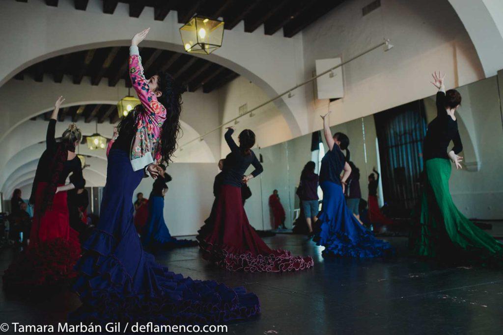 Curso Mercedes Ruiz - Festival de Jerez
