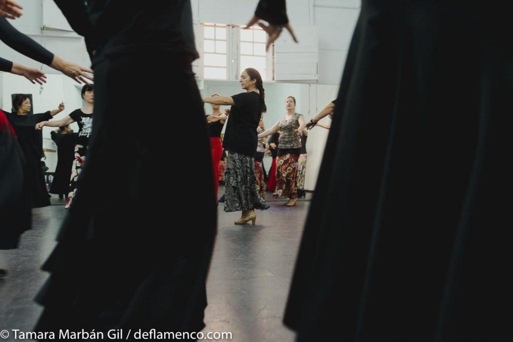 Curso Angelita Gómez - Festival de Jerez