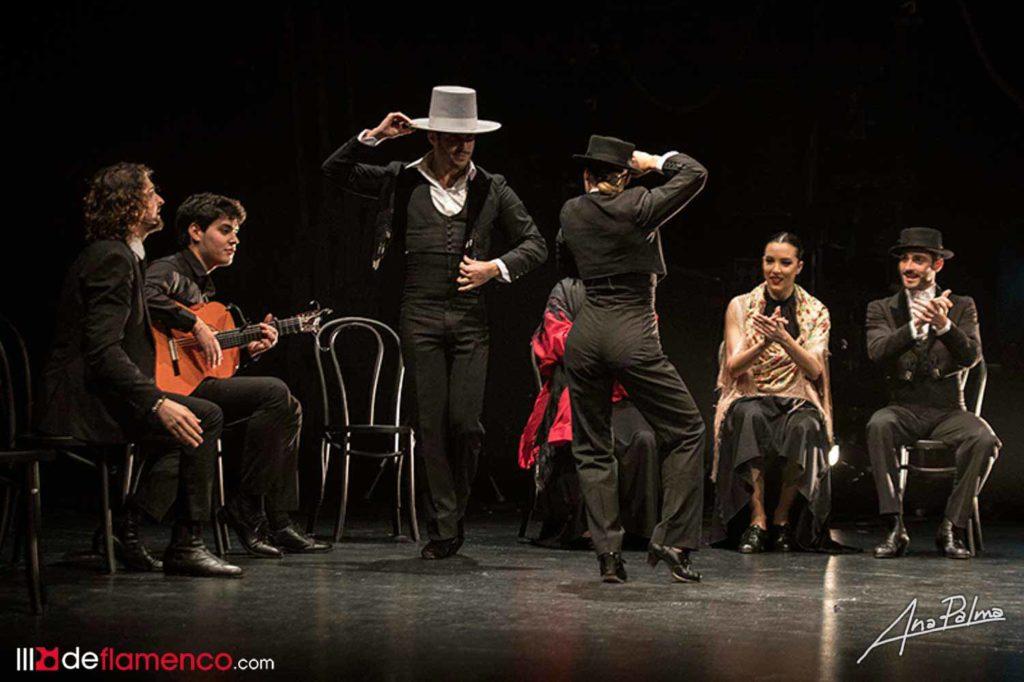 El Sombrero - Estévez & Paños Compañía - Festival de Jerez