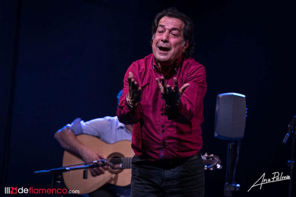 Juan Villar - El toque de los Jeros - Festival de Jerez