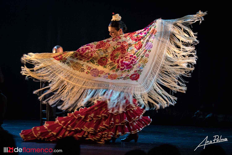 Fotografías de «Mi sentir» de Hiniesta Cortés en Festival de Jerez