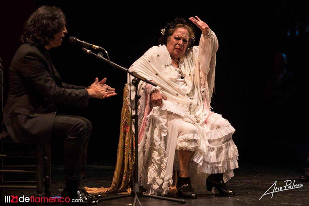 La Chana & Diego Amador - Gala Cádiz-Jerez