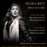 Mara Rey - Centro el Lucero