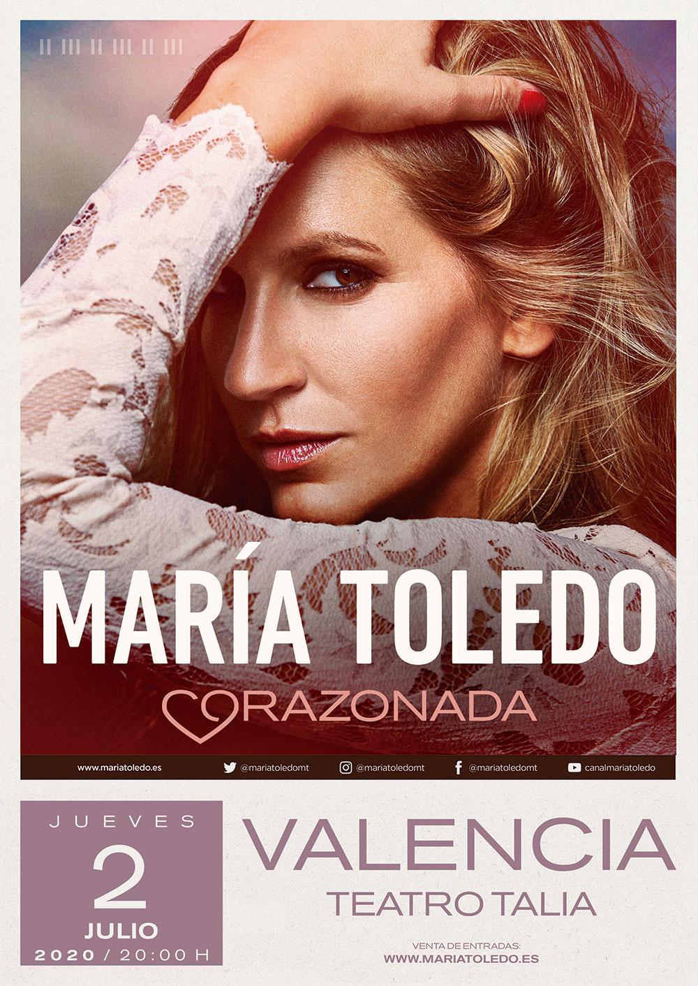 Maria Toledo - Valencia