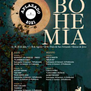 Noches de Bohemia - Jerez - Aplazado