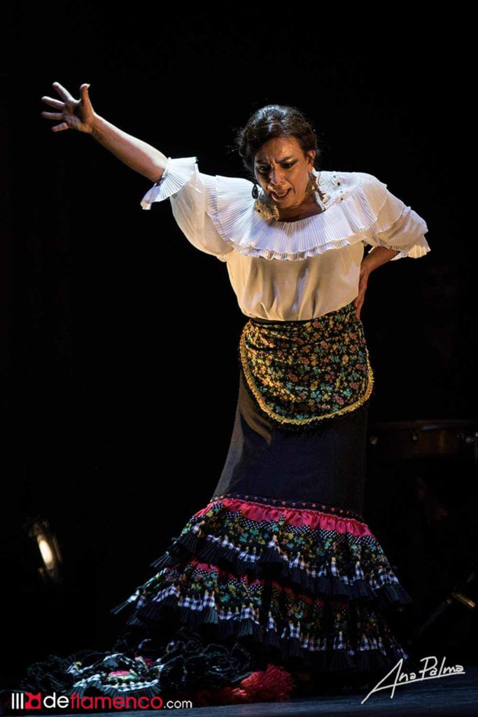 Noelia Sabarea - Las Quijanas - Festival de Jerez