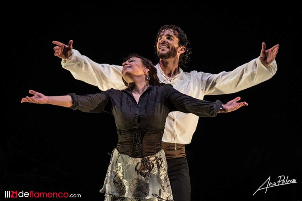 Noelia Sabarea & Alejandro Rodríguez - Las Quijanas - Festival de Jerez